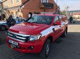 Právě teď: K nahlášenému požáru vyjelo několik hasičských jednotek (5)