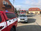 Právě teď: K nahlášenému požáru vyjelo několik hasičských jednotek (6)