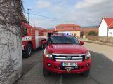 Právě teď: K nahlášenému požáru vyjelo několik hasičských jednotek (7)