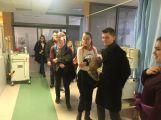 Na exkurzi do nemocnice dorazilo pět desítek studentů (3)