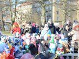 """Příbramské """"mateřinky"""" slavily masopust na náměstí (15)"""