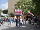 Městské slavnosti lákaly na sport i kulturu (2)