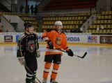 HC Příbram – HK Králův Dvůr. Poslední utkání příbramského  A–týmu mužů v letošní sezóně dopadlo na výbornou ()