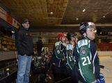 HC Příbram – HK Králův Dvůr. Poslední utkání příbramského  A–týmu mužů v letošní sezóně dopadlo na výbornou (2)