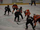HC Příbram – HK Králův Dvůr. Poslední utkání příbramského  A–týmu mužů v letošní sezóně dopadlo na výbornou (3)