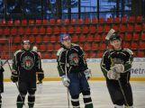 HC Příbram – HK Králův Dvůr. Poslední utkání příbramského  A–týmu mužů v letošní sezóně dopadlo na výbornou (5)