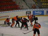 HC Příbram – HK Králův Dvůr. Poslední utkání příbramského  A–týmu mužů v letošní sezóně dopadlo na výbornou (6)