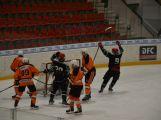 HC Příbram – HK Králův Dvůr. Poslední utkání příbramského  A–týmu mužů v letošní sezóně dopadlo na výbornou (7)
