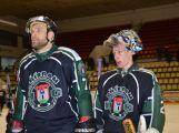 HC Příbram – HK Králův Dvůr. Poslední utkání příbramského  A–týmu mužů v letošní sezóně dopadlo na výbornou (8)