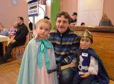 Čas – téma letošního dětského karnevalu Sokola Příbram ()
