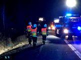 Právě teď: Veškeré jednotky IZS zasahují na úseku dálnice D4 (3)