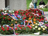 Stovky lidí si u Památníku Vítězství připomněly poslední bitvu 2. světové války (9)