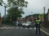 Nehody komplikují provoz u Dolní Obory a v ulici Nad Kaňkou ()