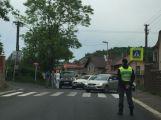 Nehody komplikují provoz u Dolní Obory a v ulici Nad Kaňkou (1)