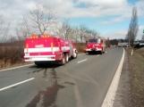 Aktuálně: Hromadná dopravní nehoda  se zraněním omezuje provoz na hlavním tahu silnice I/4 ve směru na Strakonice ()