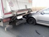 Aktuálně: Hromadná dopravní nehoda  se zraněním omezuje provoz na hlavním tahu silnice I/4 ve směru na Strakonice (4)