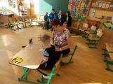 Budoucí školáci vyrazili k zápisu do prvních tříd (1)
