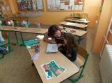 Budoucí školáci vyrazili k zápisu do prvních tříd (2)