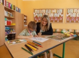 Budoucí školáci vyrazili k zápisu do prvních tříd (4)