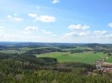 Vyhlídka z rozhledny na Veselém vrchu stojí za výlet ()