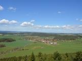 Vyhlídka z rozhledny na Veselém vrchu stojí za výlet (1)