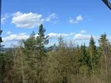 Vyhlídka z rozhledny na Veselém vrchu stojí za výlet (2)