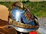 Hasiči z Kamýku nad Vltavou přivítali novou Tatru (57)