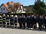 Hasiči z Kamýku nad Vltavou přivítali novou Tatru (45)