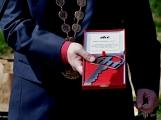 Hasiči z Kamýku nad Vltavou přivítali novou Tatru (65)