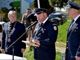 Hasiči z Kamýku nad Vltavou přivítali novou Tatru (86)