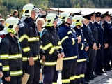 Hasiči z Kamýku nad Vltavou přivítali novou Tatru (71)