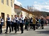 Hasiči z Kamýku nad Vltavou přivítali novou Tatru (40)