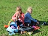 Školy a školky vyrážejí do přírody, zastihli jsme prvňáčky ze Základní školy 28. října (2)