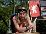 Z Vacíkova se vydali turisté již na 6. pochod na Petráškovu horu (14)