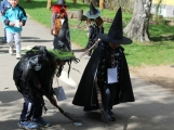 Čarodějnické odpoledne si děti z mateřinky užily (31)