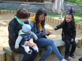 Čarodějnické odpoledne si děti z mateřinky užily (9)