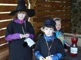 Čarodějnické odpoledne si děti z mateřinky užily (7)