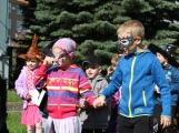 Čarodějnické odpoledne si děti z mateřinky užily (4)