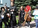 Čarodějnické odpoledne si děti z mateřinky užily (3)