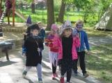 Čarodějnické odpoledne si děti z mateřinky užily (1)