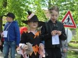 Čarodějnické odpoledne si děti z mateřinky užily (10)
