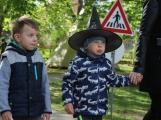 Čarodějnické odpoledne si děti z mateřinky užily (11)