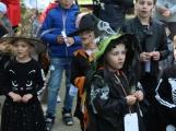 Čarodějnické odpoledne si děti z mateřinky užily (12)