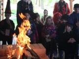 Čarodějnické odpoledne si děti z mateřinky užily (17)