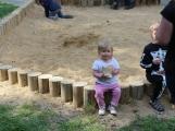 Čarodějnické odpoledne si děti z mateřinky užily ()