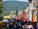 Svatá Hora si připomněla čtyřicet let od ničivého požáru (53)