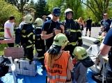 Svatá Hora si připomněla čtyřicet let od ničivého požáru (70)