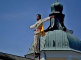 Svatá Hora si připomněla čtyřicet let od ničivého požáru (56)