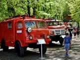 Svatá Hora si připomněla čtyřicet let od ničivého požáru (16)
