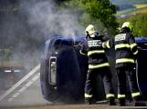 Svatá Hora si připomněla čtyřicet let od ničivého požáru (10)